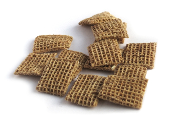 Have you tried *NEW* Diamond Shreddies? (Life after 'life after levels')